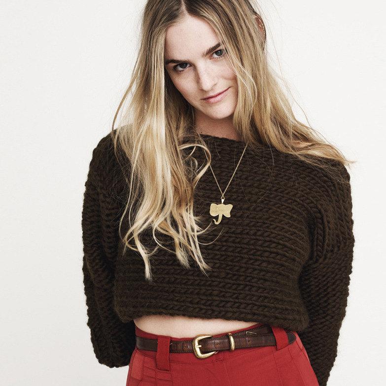 Short Cuts Sweater