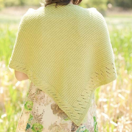 Gemma shawl