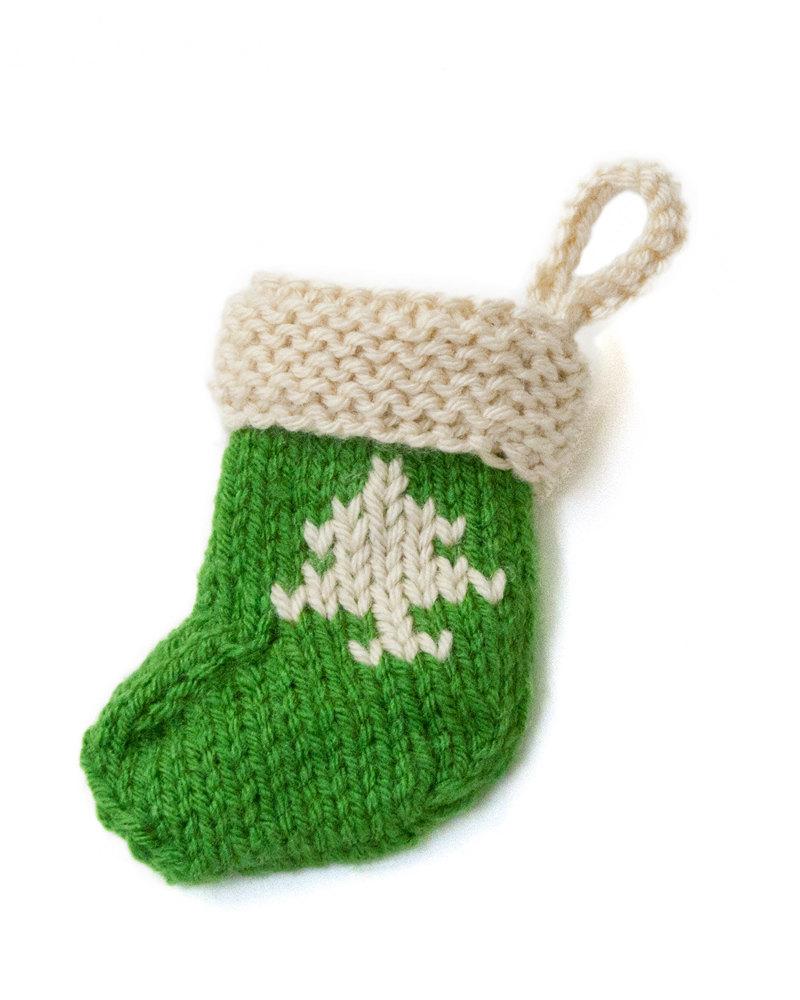 tree stocking ornament