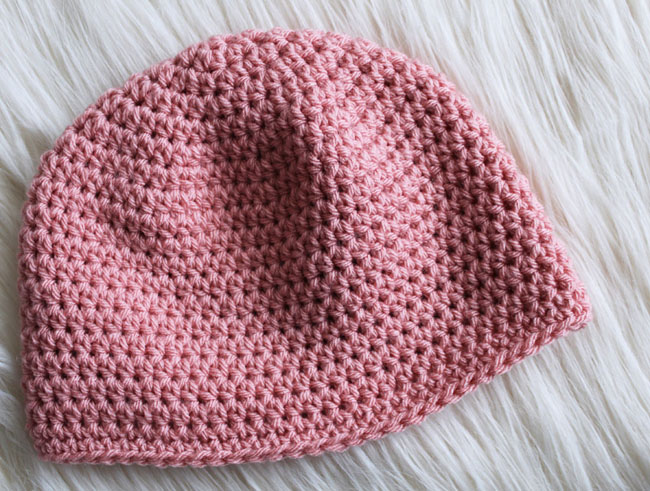 8ed3d16f1e6 How to Crochet a Hat