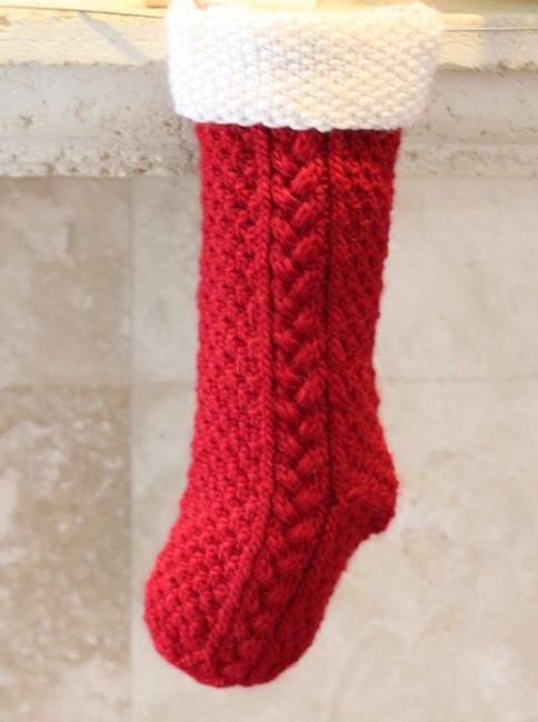 Speedy Christmas stocking by Corrina Ferguson