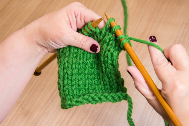 Knitting Terminology Ssk : A guide to knitting stitches loveknitting