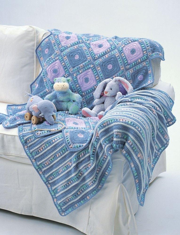 10 Bernat Crochet Baby Blankets Lovecrochet