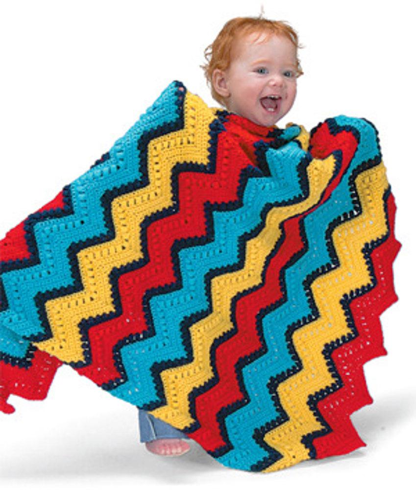 10 Free Crochet Baby Blanket Patterns Lovecrochet