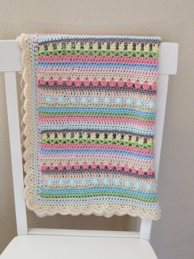 8e2e6d432 10 of the Best Crochet Baby Blanket Patterns