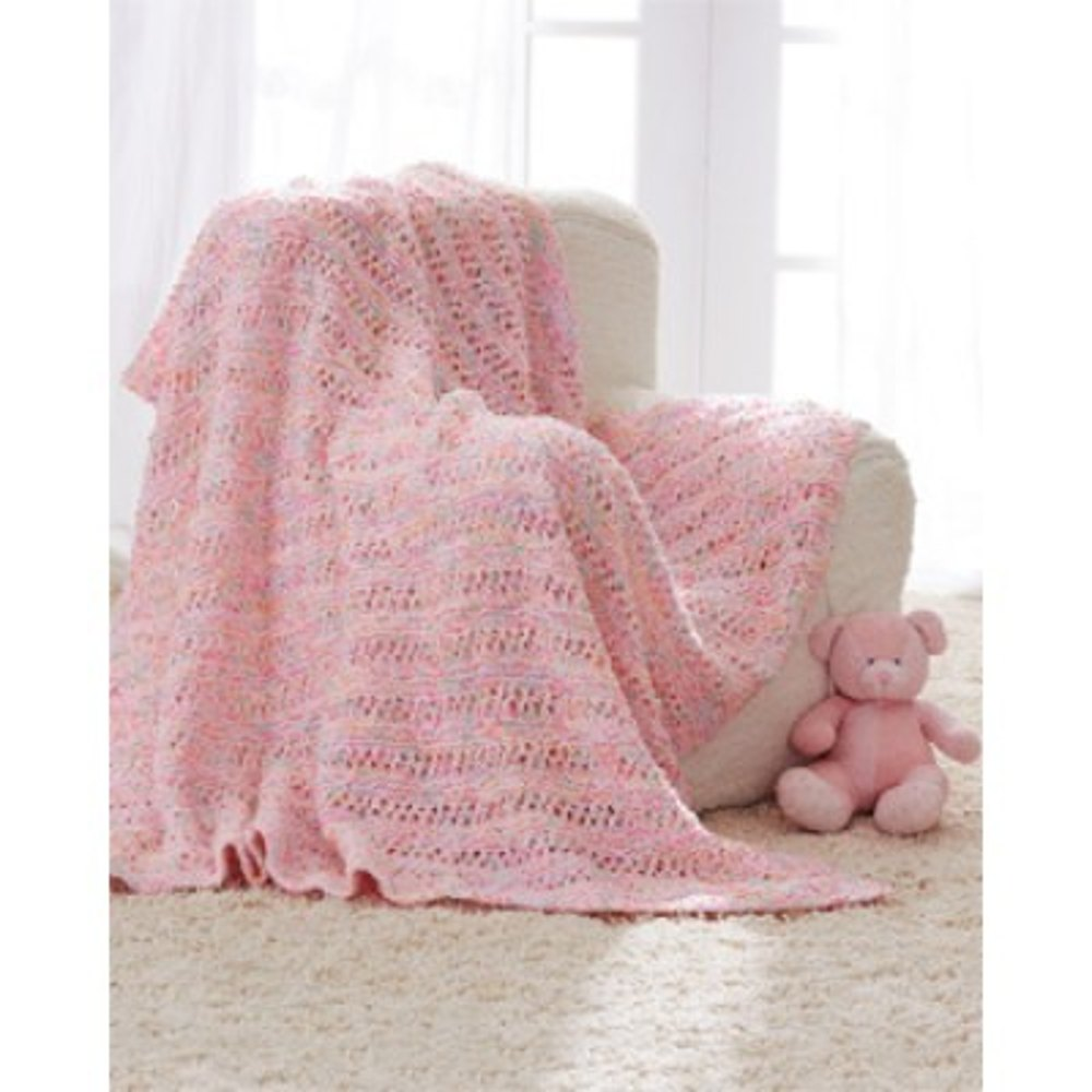 Blanket in Dippity Dots